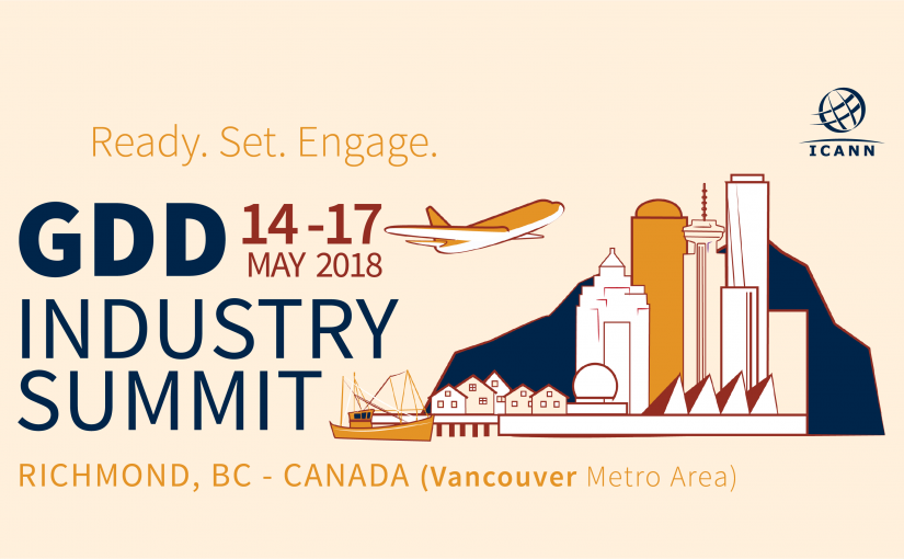 Meet .CAM Registry in Richmond, BC, Canada at GDD Industry Summit